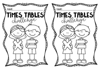 Time Tables Challenge Booklet