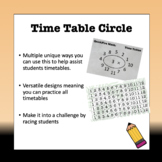 Time Tables Circle