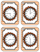 Time Task Cards • Flower Time