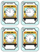 Time Task Cards - School Time