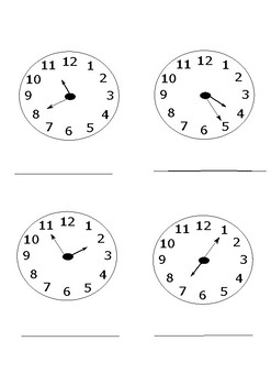 Time Telling!
