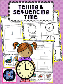 Telling & Sequencing Time