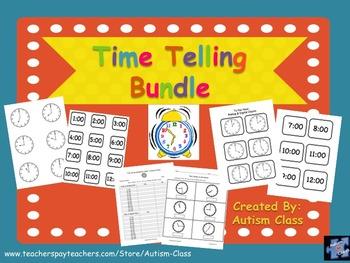 Time Telling Bundle