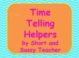 Time Telling Helpers