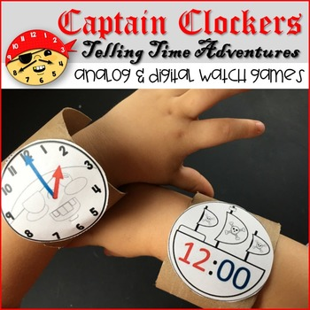 Time Telling Watch Game