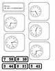 Time & Temperature Interactive Notebook