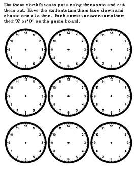 Time Tic-Tac-Toe