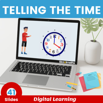 Time & Timetable - Grade 3, Year 4, Key stage 2