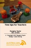 Time Tips for Teachers