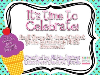 Time To Celebrate- 1st Grade Small Group Kit