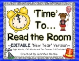 Time To Read The Room!  **New Year Theme!**  ~EDITABLE~