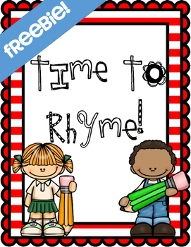 Time To Rhyme!