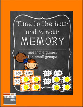 Time To The Hour and Half Hour Memory