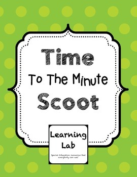 Time To The Minute Scoot