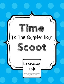 Time To The Quarter Hour Scoot