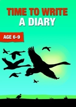 Time To Write A Diary (6-9 years)