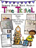 Inquiry Based Math Adventure with Elapsed Time, Place Valu