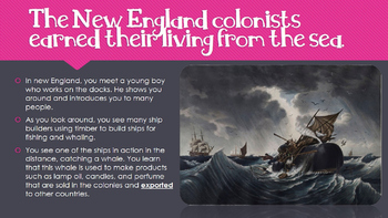 Time Travel - Daily Life in the 13 Colonies