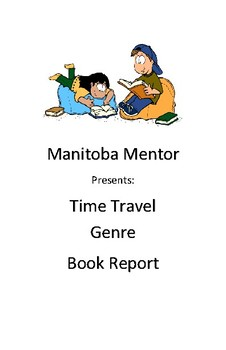 Time Travel Story Book Report