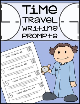 Time Travel Writing Prompts