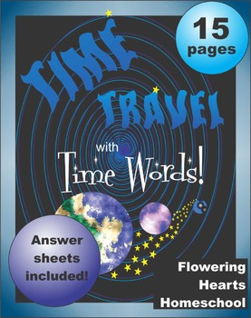 Time Travel with Time Words Unit