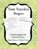 Time Traveler Project Packet - Early River Valleys and Religions