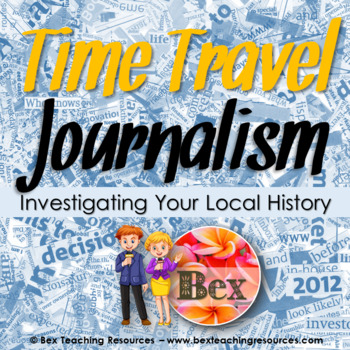 Time Traveling Journalist