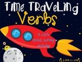 Time Traveling Verb Tense Sort