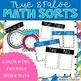 Time : True False Sort It Math Activity