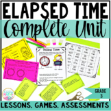 Elapsed Time Unit | Telling Time