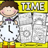 Telling Time Unit {Time Activities and Printables}