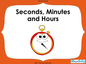 Time Units of Measurement