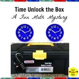 Time Unlock the Box: A Fun Math Mystery