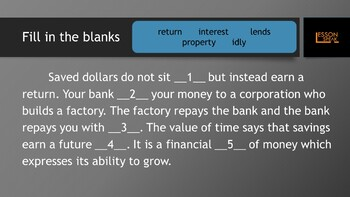 Time Value of Money lvl 11 (Distance Learning)
