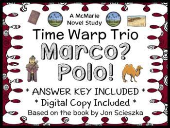 Time Warp Trio: Marco? Polo! (John Scieszka) Novel Study /
