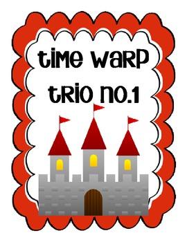 Time Warp Trio Number 1 Novel Unit
