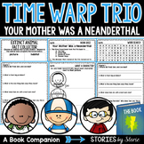 Time Warp Trio: Your Mother Was a Neanderthal Book Questions