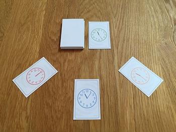 Time Wars Card Game