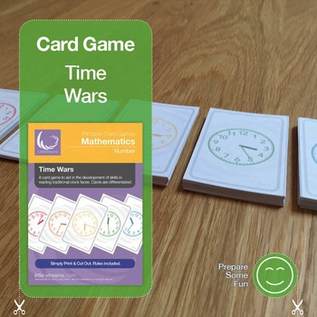 Time Wars Card Game