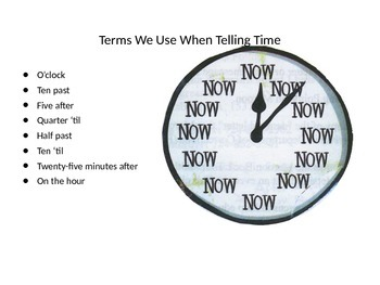 Time We'll Tell