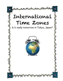 Time Zone Activities and Writing Prompts