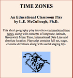 Time Zones - A Geography Play
