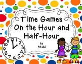 Time and Clock Games and Resources