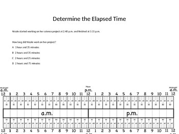Time and Elapsed Time