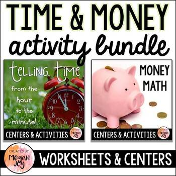 Time and Money Bundle