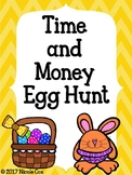 Time and Money Egg Hunt