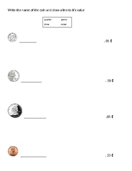 Time and Money Quiz