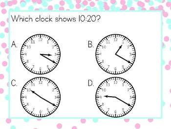 Time and Money for 2nd Graders - GO Math