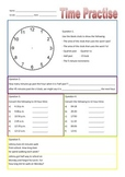 Time and Timetable Test
