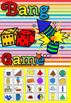 shape bang game(free)